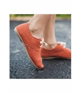Zapatos con cordones Blucher Pixie Teja
