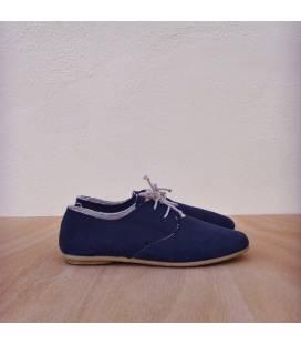 Zapatos con cordones Blucher Pixie Navy