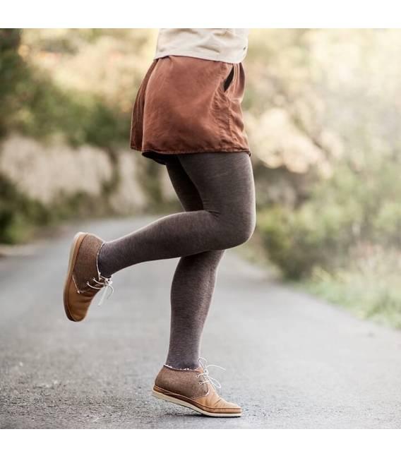 Vegan Leather Boots For Women Horus Sand