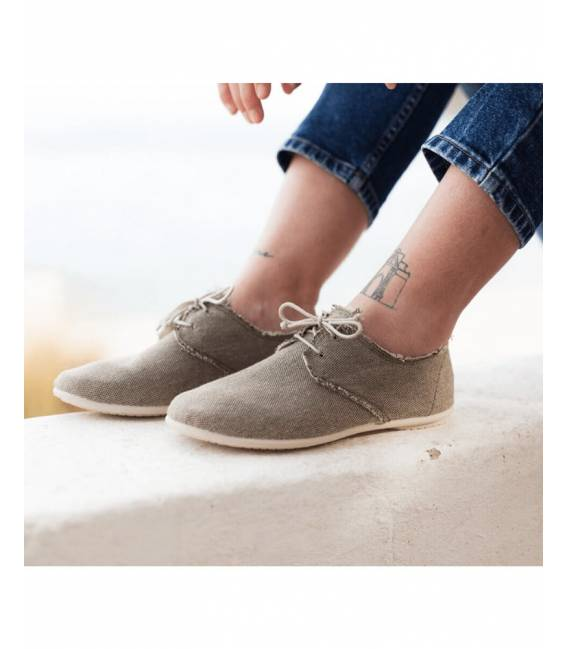 Zapatos con cordones Blucher Pixie Grass