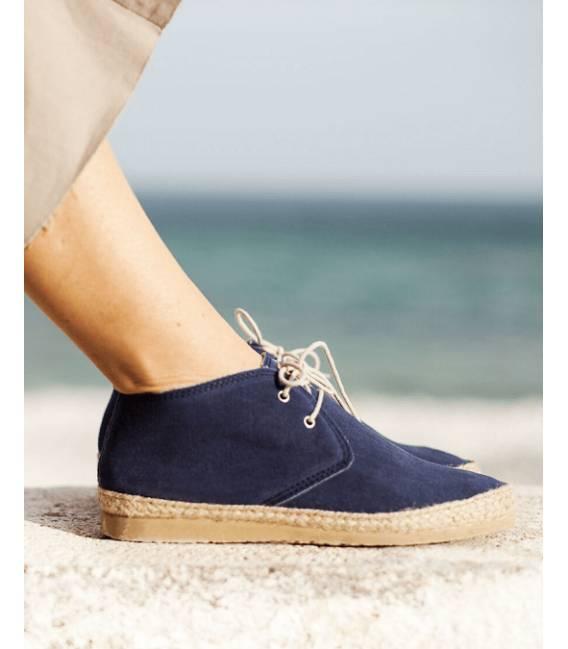 Zapatillas de Primavera Circe Azul