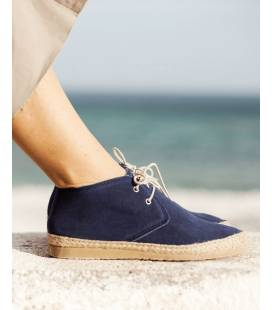 Women Lace-up Shoes Circe Blue