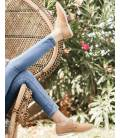 Women Lace-up Shoes Pixie Sand