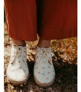 PRE-SALE Women Lace-up Shoes Circe Coral