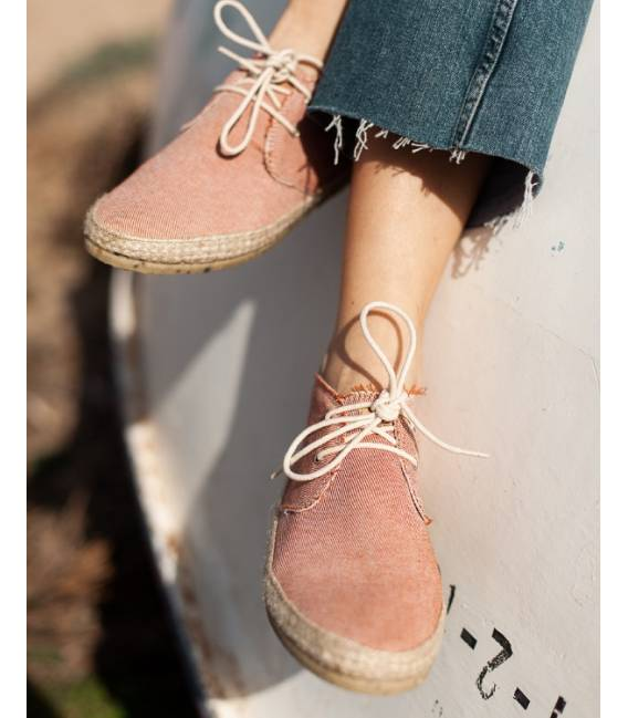 Women Lace-up Shoes Circe Clay