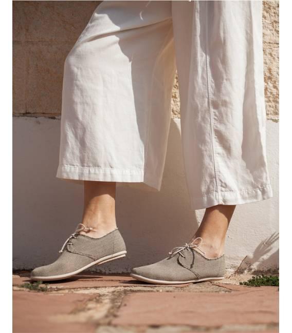 Women Lace-up Shoes Pixie Grass