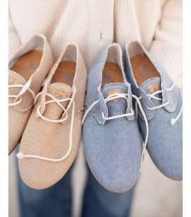 PREVENTA Zapatos con cordones Blucher Pixie Sky