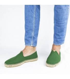 Flat Espadrilles Apolo Green