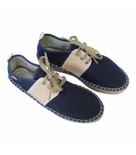 Nubeca Cotton Crema-Navy