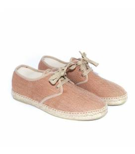 Lace-up Espadrilles Jove Brown