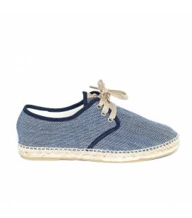 Lace-up Espadrilles Jove Blue
