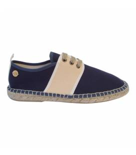 Nube Cotton Crema-Navy