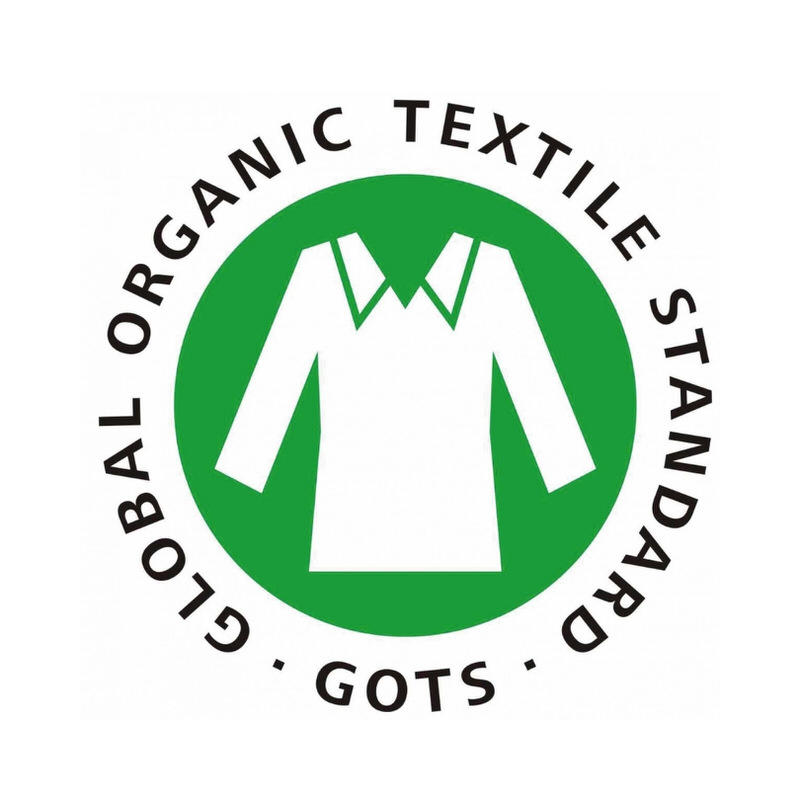 Sello GOTS (Global Organic Textile Standard)