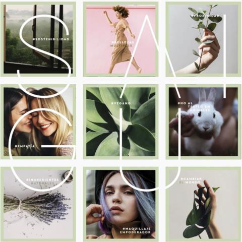 Saigu es una de las mejores marcas de cosmética natural