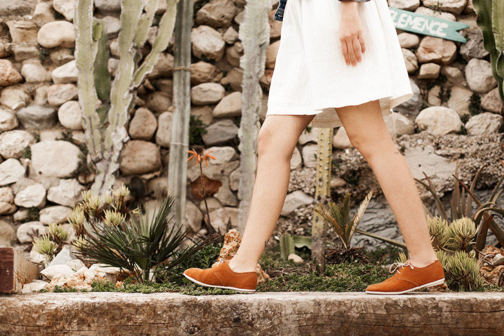 calzado sostenible