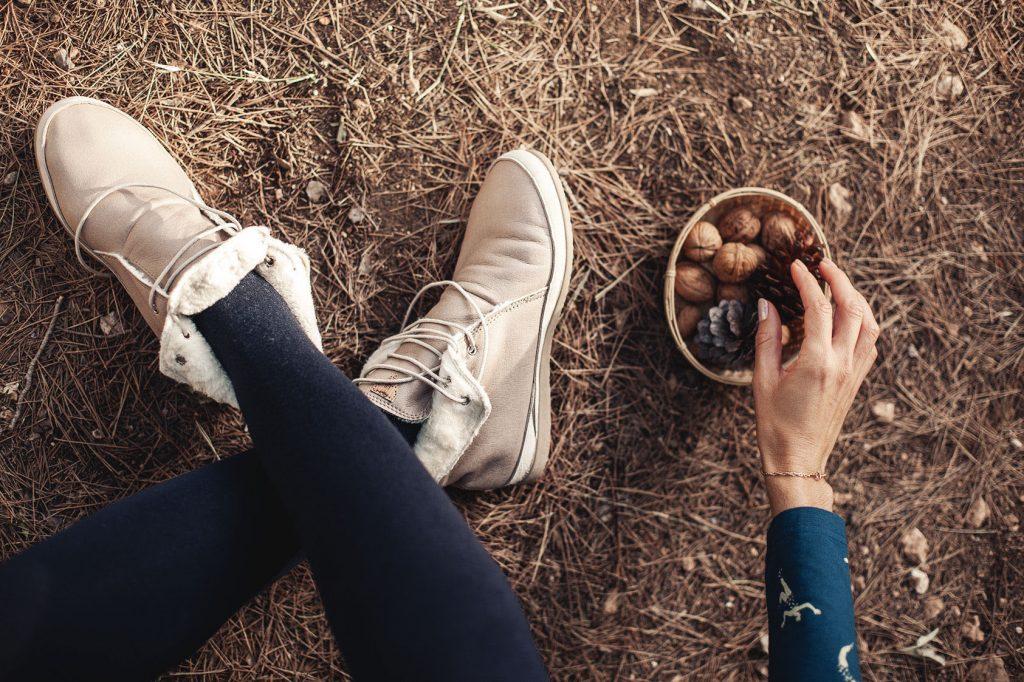 Mut, botín caña alta vegano y sostenible