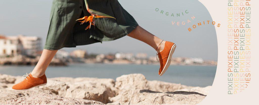 Pixies, zapatos cómodos hechos en España con respeto.