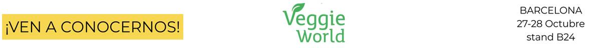 Slowers en Feria Veggie World Barcelona